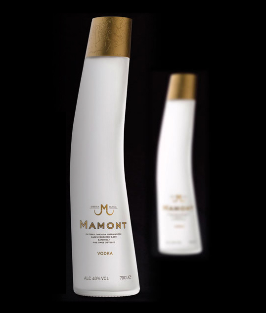 mamont 60 Temptingly Designed Alcoholic Beverages
