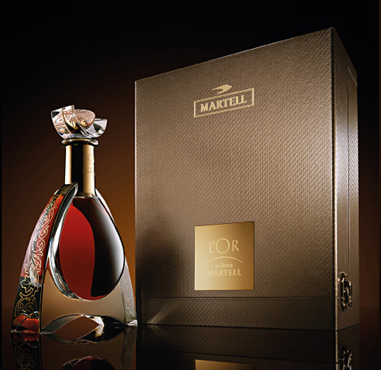 martell 60 Temptingly Designed Alcoholic Beverages