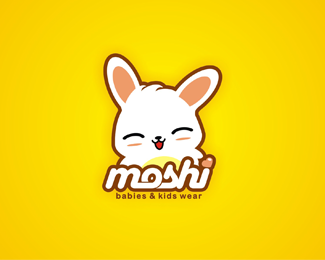 moshi 70 Beautiful Animal Logo Designs