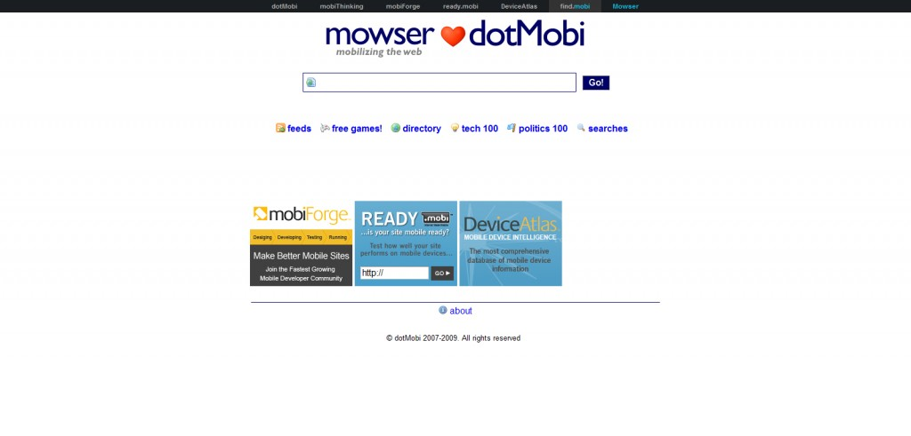 mowser 1024x491 How To Make Your Website Mobile