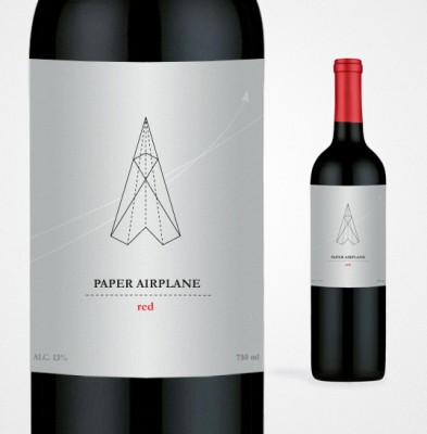 paperairplane 60 Temptingly Designed Alcoholic Beverages