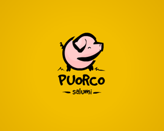 puorco 70 Beautiful Animal Logo Designs