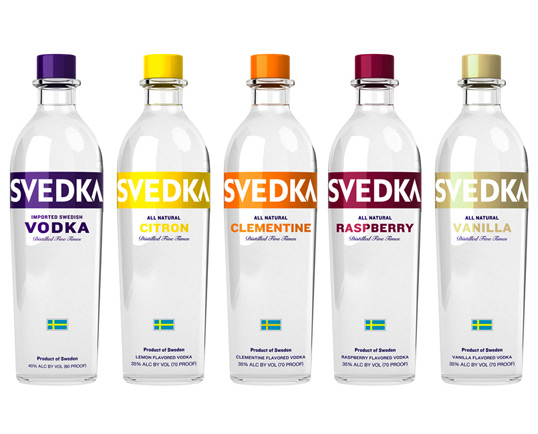 svedka 60 Temptingly Designed Alcoholic Beverages