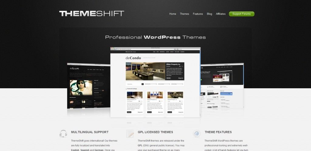 themeshift 1024x496 31 Websites to Purchase Premium Wordpress Themes