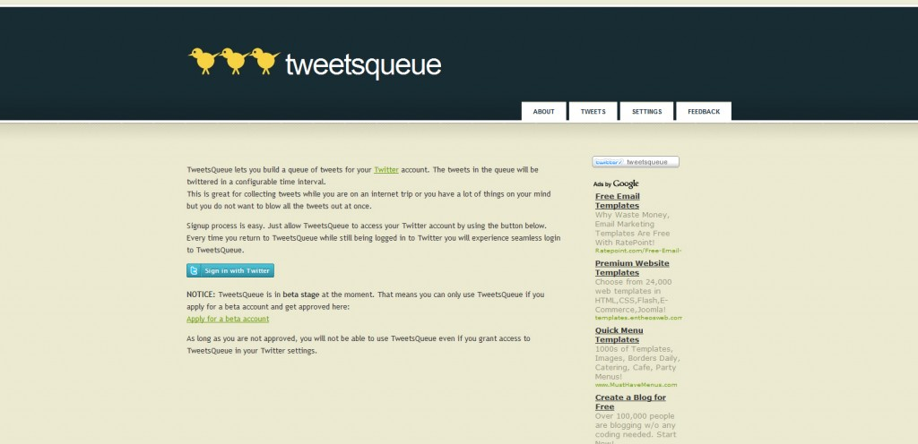 tweetsqueue 1024x496 18 Tools for Scheduling Future Tweets
