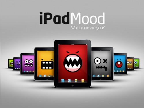 ipad mood 500x374 138 Striking Ipad Wallpapers