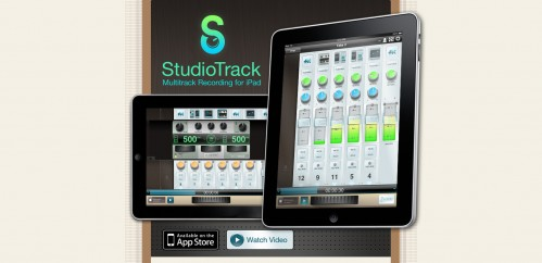 studiotrack 499x242 49 Creative iPad Application Websites