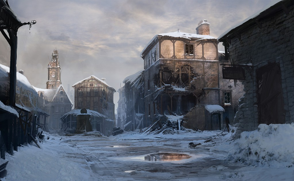 ww2 enviro 1024x631 Stunning Digital Art by Andree Wallin