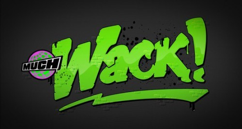 wack 500x266 50 Remarkable Examples of Typography Design #2