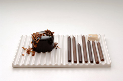 11 chocolate pencils 30 Stunning Examples of Japanese Design