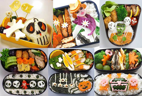 20 bento boxes 30 Stunning Examples of Japanese Design