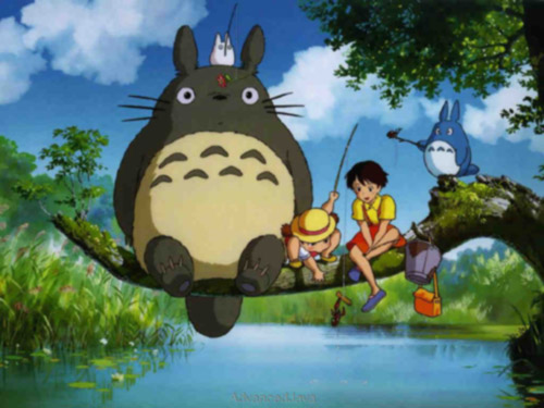 25 totoro 30 Stunning Examples of Japanese Design