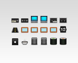32px 20091 50 Pixel Perfect Icons Sets for Your Collection!