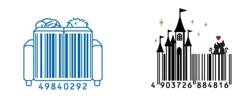 9 barcodes 30 Stunning Examples of Japanese Design