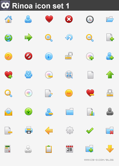 Free icons for web by rachel10091 50 Pixel Perfect Icons Sets for Your Collection!