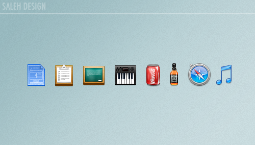 Mini Icon Set by Salehhh1 50 Pixel Perfect Icons Sets for Your Collection!