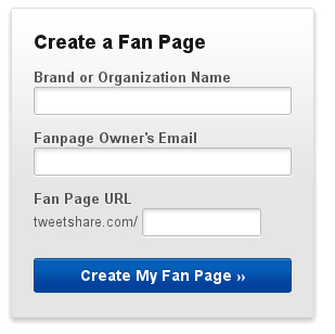 tweetshare 45 Eye Catching Login/SignUp Forms
