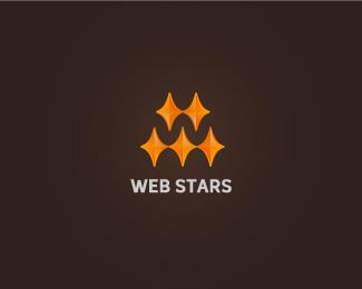 7d68ec68c5c78f387b5bbe6406cde6ee1 35 Inspiring Star Logo Designs