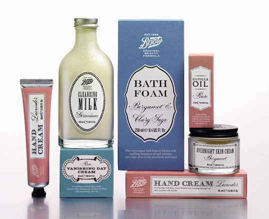 boots31 50 Creative Health/Beauty Packaging Design