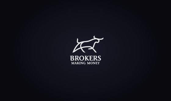 brokers1 30 In Depth Logo Design Case Studies