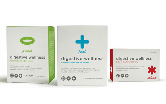 digestive11 50 Creative Health/Beauty Packaging Design