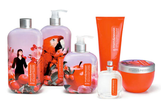 fruitspassion21 50 Creative Health/Beauty Packaging Design