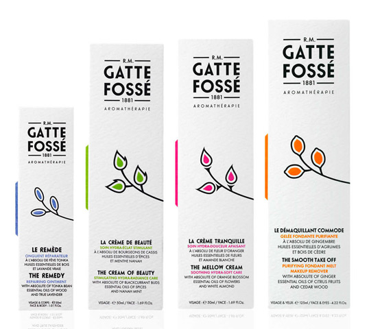 gattefosse11 50 Creative Health/Beauty Packaging Design