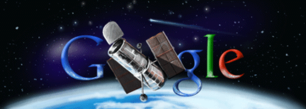 hubble10 hp1 Top 45 Google Logo Designs