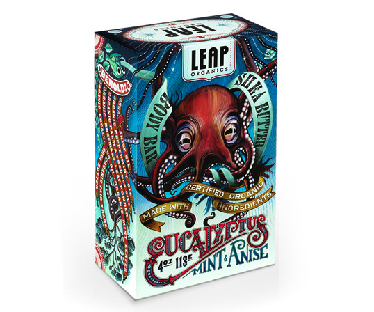leap11 50 Creative Health/Beauty Packaging Design