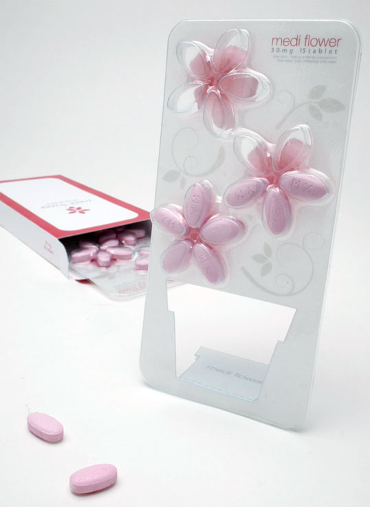 medi11 50 Creative Health/Beauty Packaging Design