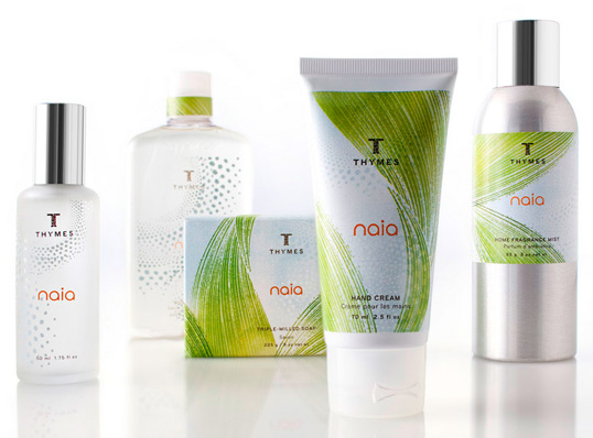 naia11 50 Creative Health/Beauty Packaging Design