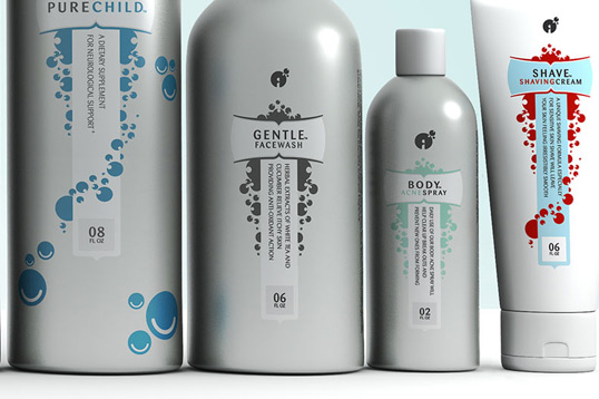 reveta11 50 Creative Health/Beauty Packaging Design