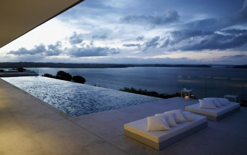 10 mouth watering architectural home designs 2 for Holiday home designs new zealand