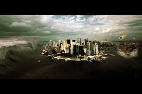2012 v2 by MathewT1 500x333 45 Impressive Apocalyptic Artworks