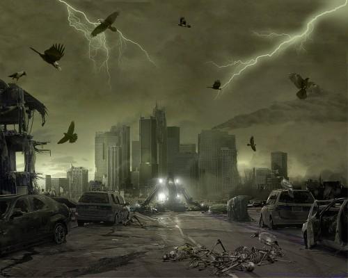 Apocalypse by shady061 500x400 45 Impressive Apocalyptic Artworks