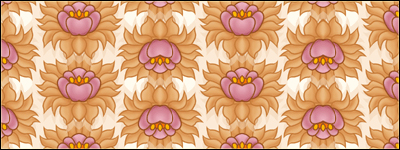 German Pinks 45 Free Floral & Ornament Textures