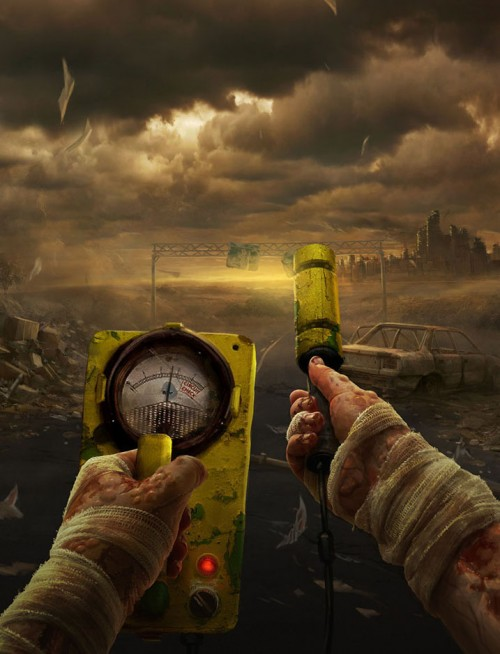 Last exit   part One by OmeN25011 500x654 45 Impressive Apocalyptic Artworks