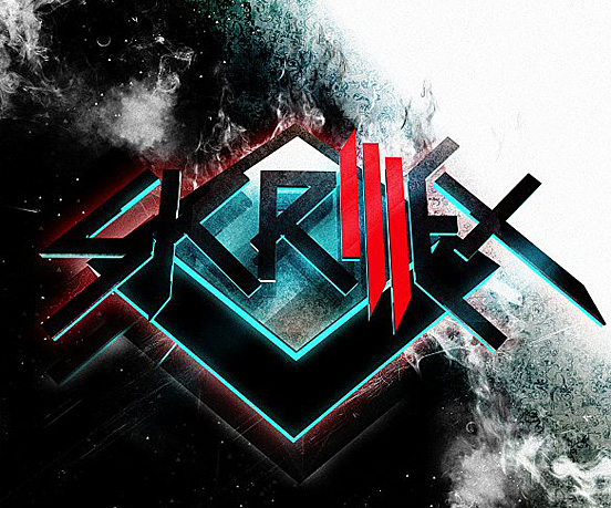 Skrillex l1 50 Remarkable Examples Of Typography Design #3