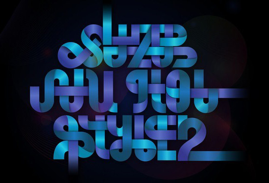 Star Stu Hot Styl l1 50 Remarkable Examples Of Typography Design #3