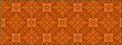 Tangerine 45 Free Floral & Ornament Textures