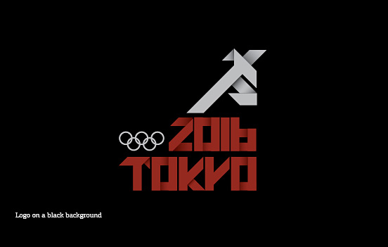 Tokyo olympic l1 50 Remarkable Examples Of Typography Design #3