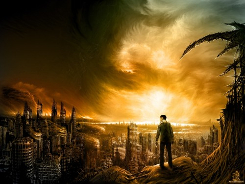 apocalypse 30 500x3751 45 Impressive Apocalyptic Artworks