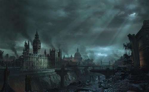 apocalypse 32 500x3121 45 Impressive Apocalyptic Artworks