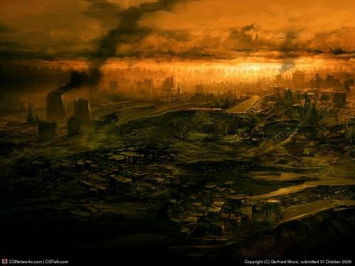 apocalypse 36 500x37511 45 Impressive Apocalyptic Artworks