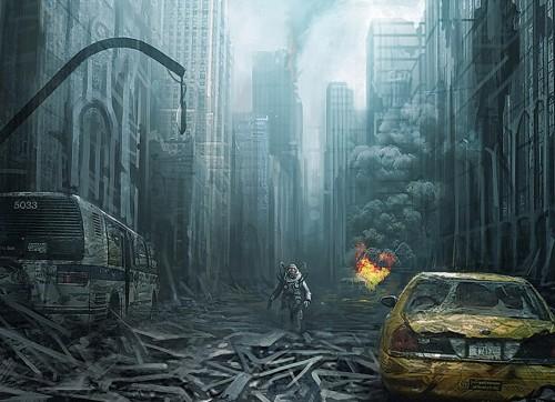 apocalypse 9 500x3621 45 Impressive Apocalyptic Artworks
