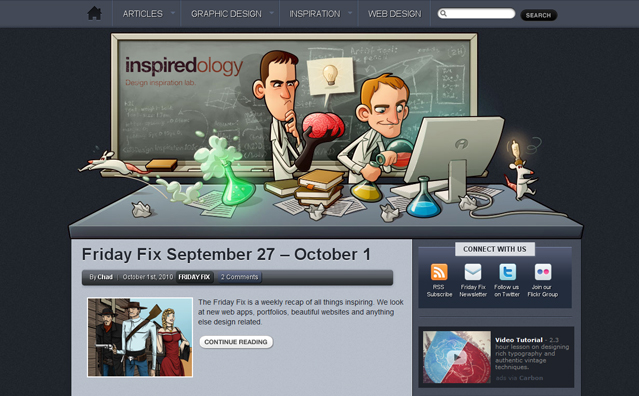 inspiredology 20 Interviews Of Popular Designers, Developers, and Founders