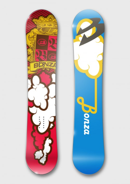 11153112468725791 500x707 50 Beautiful Examples of Snowboard Designs