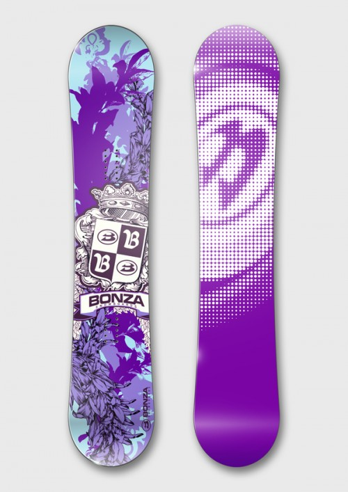 1115311246877233 500x707 50 Beautiful Examples of Snowboard Designs
