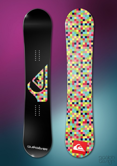 9115412373398041 500x706 50 Beautiful Examples of Snowboard Designs