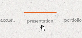 Mediatemprano1 55 Wonderful CSS Navigation Menu Designs